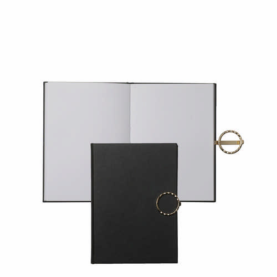 Nina Ricci Note Pad A6 Boucle Noir