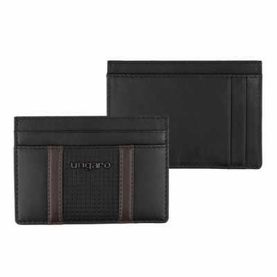 Ungaro Card Holder Taddeo Black