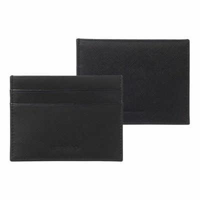 Ungaro Card Holder Cosmo Black