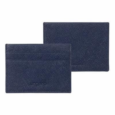 Ungaro Card Holder Cosmo Blue