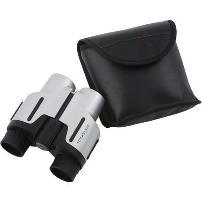 10 X 25 Binoculars With Case