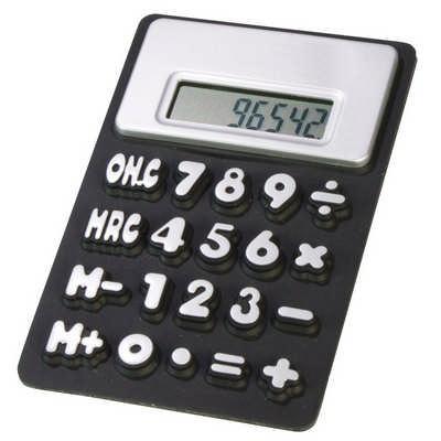 Floppy calculator