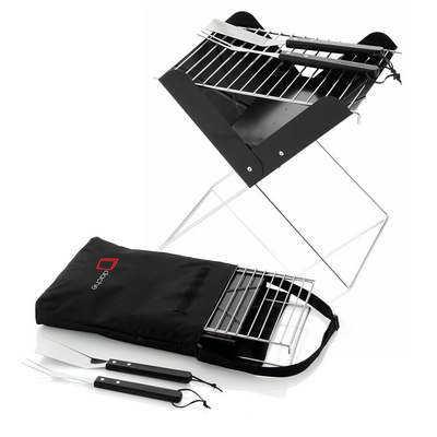 Foldable Bbq Set