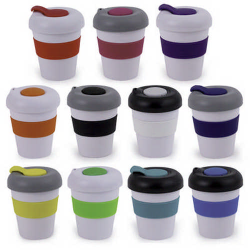 11oz320ml Plastic Karma Kup Profile Lid