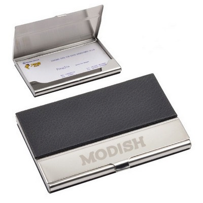 Stainless Steel Name Card Case