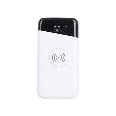 10000mAh Wireless Power Bank with Power Indicator