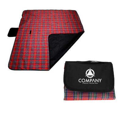 Stylish Picnic Blanket with PE Backing