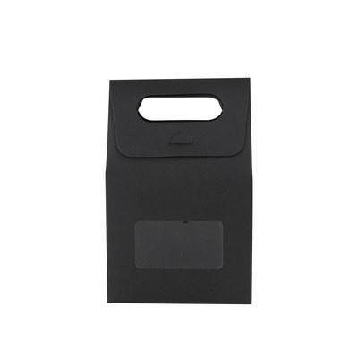 Die cut Handle Bag with Window(160x270x90mm)