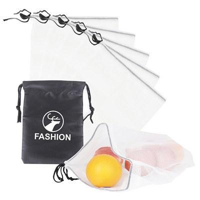 5 Pieces Produce Bag Set