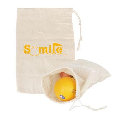 Large Cotton Produce Bag