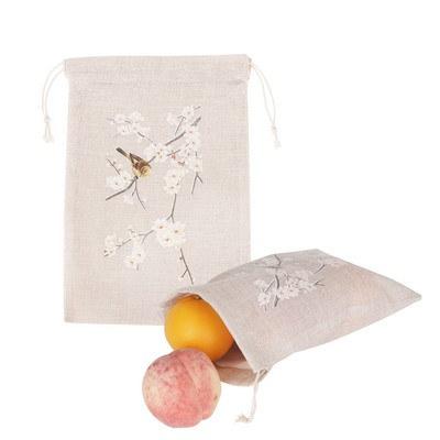 Small Jute Produce Bag