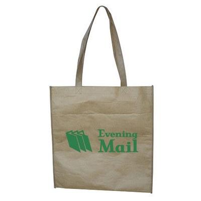 Kraft Paper Bag Laminated PP Woven Lined Inside