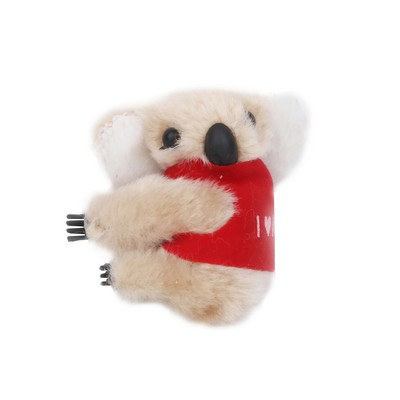 Koala Clip on Stuffed Plush Toy