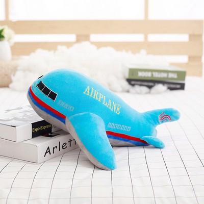 Transportation Series Plush Toy - Air plane