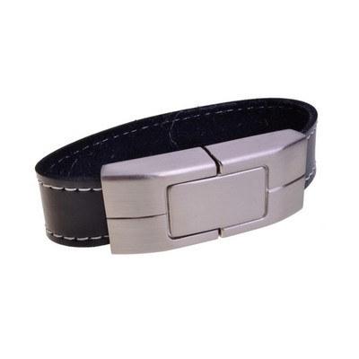 Leather Bracelet Flash Drive