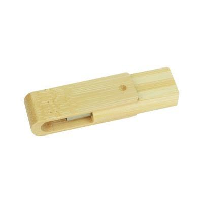 Wooden Belton Flash Drive