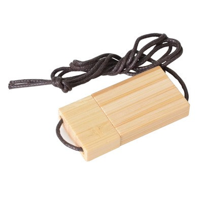 Wooden String Flash Drive