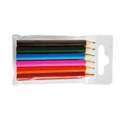 6-Pack PVC Pencils