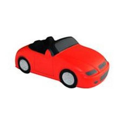 Anti Stress Sports Car Red