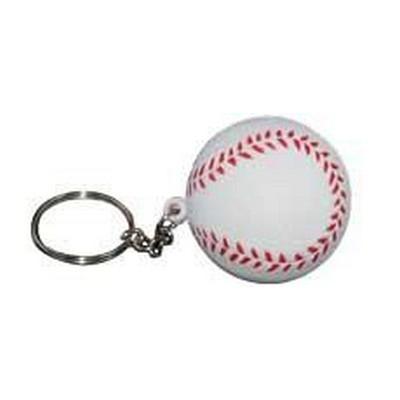 Base Ball Keyring