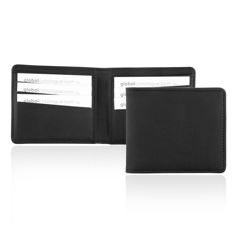 Wallet Leather Look - (printed with 1 colour(s))  (C500_GL_DEC)