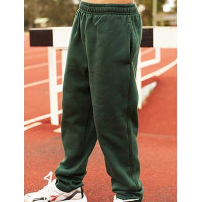 Kids Elastic Waist Track Pant