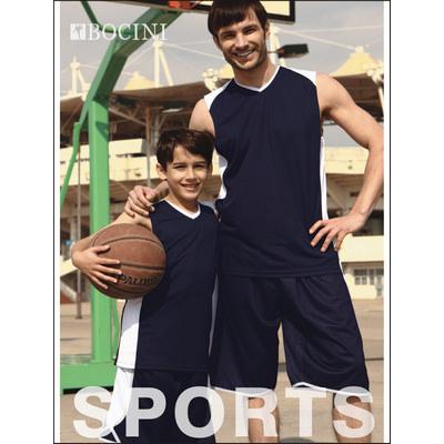 Kids Basketball Singlet