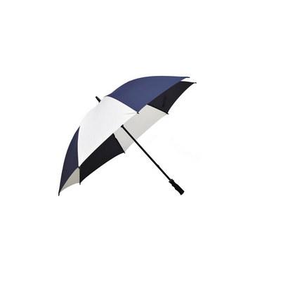Ariston Fairway Umbrella - Navy White