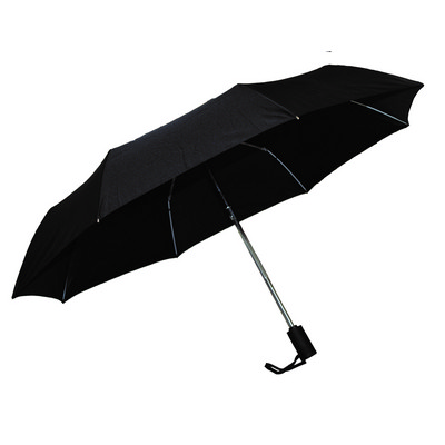 Ariston Kompakt Umbrella - Black