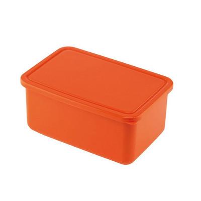 Lunch Box Base Large Orange