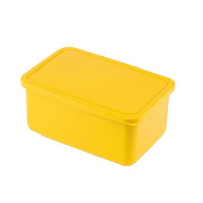 Lunch Box Base Large Yellow