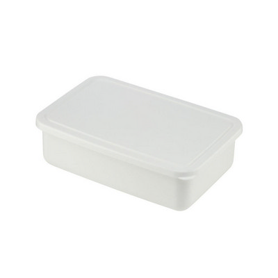 Lunch Box Base Small White