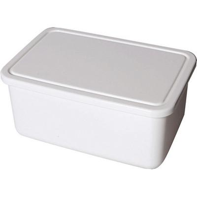 Lunch Box Base Large White