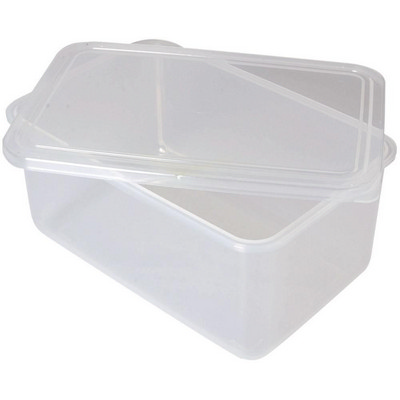 Lunch Box Base Large Clear