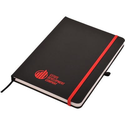 Carnival Plus A5 Notepad- White  (J5609_PREMIER)