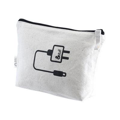 Calico Tech Pouch 14.5cm x 22.5cm x 5cm