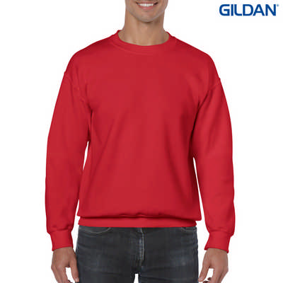 18000 Adult Crew - Red