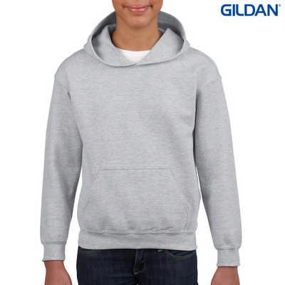 18500B Youth HB Hoody - Sport Grey