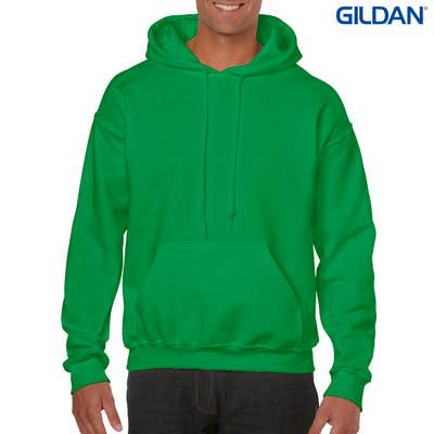 18500 Adult HB Hoody - Irish Green