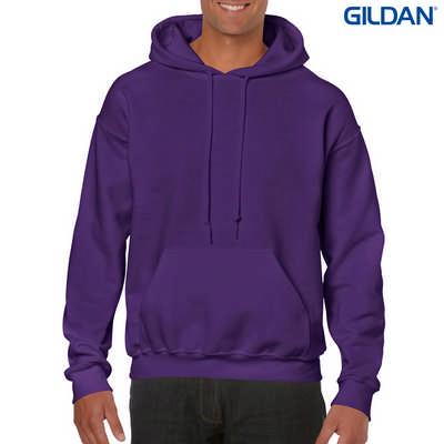 18500 Adult HB Hoody - Purple