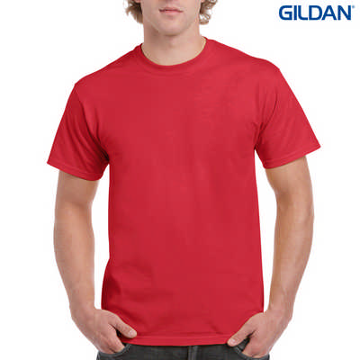 2000 Adult Tee - Red