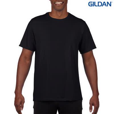 42000 Gildan Performance Adult T - Black