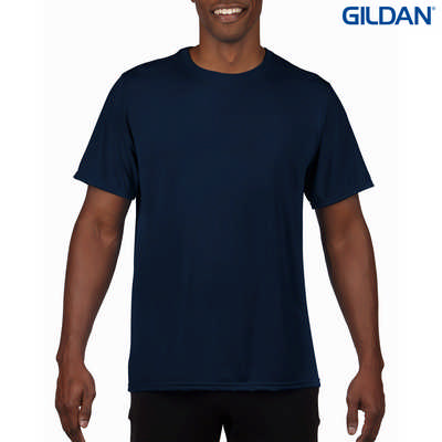 42000 Gildan Performance Adult T - Navy