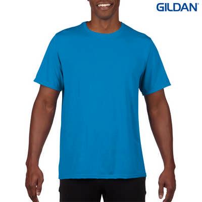 42000 Gildan Performance Adult T - Sapphire