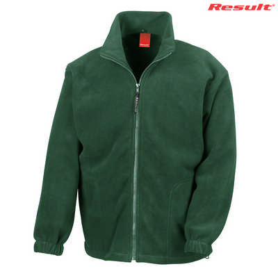 R036X Result Adult 330gsm Polartherm Jacket - Forest
