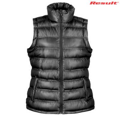 Result Ladies Snow Bird Vest - Black