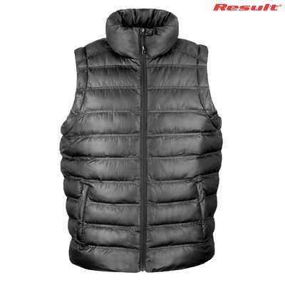 Result Mens Snow Bird Vest - Black