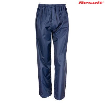 Result Core Adult Rain Pant - Navy