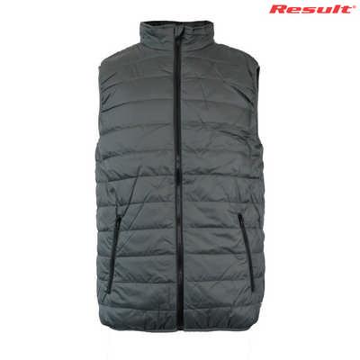 R234X Result Adullt soft padded Vest - Grey
