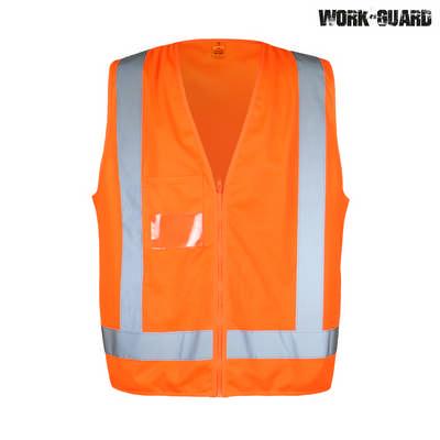 Work-Guard TTMC Safety Vest - Safety Orange